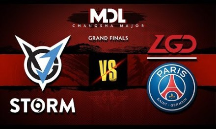 VGJ.Storm vs PSG.LGD Game 3 – MDL Major 2018: Grand Finals – @Lyrical @BSJ @Kyle