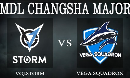 VGJ.Storm vs Vega game 1 – MDL Changsha Major, Group Stage Day 1 – Dota 2