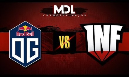 OG vs Infamous Game 2 – MDL Major 2018: Group Stage – @BreakyCPK @TrentPax