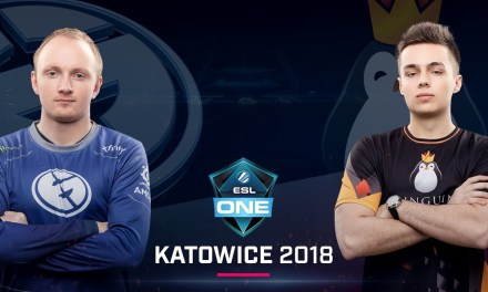 Dota 2 – EG vs. Team Kinguin – Game 1 LB Semi – Group B – ESL One Katowice Major 2018