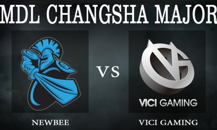 Newbee vs Vici Gaming game 2 – MDL Changsha Major, Group Stage Day 2 – Dota 2
