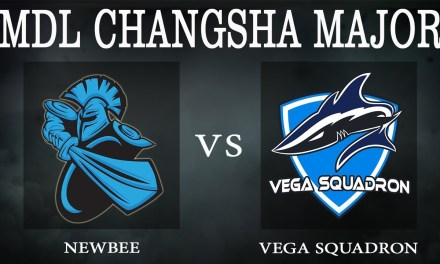 Newbee vs Vega game 2 – MDL Changsha Major, Group Stage Day 2 – Dota 2