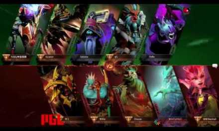 CompLexity vs Immortals Game 1 – Supermajor 2018, NA Qualifier – Dota 2