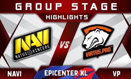 NaVi vs VP [EPIC] EPICENTER XL Major 2018 Highlights Dota 2