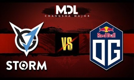 VGJ.Storm vs OG Game 1 – MDL Major 2018: Quarterfinals – @GoDz @GranDGranT @Lyrical