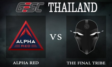 Alpha Red vs The Final Tribe bo1 – GESC Thailand, Group Stage Day 1 – Dota 2