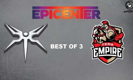 Mineski vs Empire | Group Stage Bo 3 Game 1 | Epicenter 2018