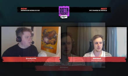 DotA Procast with BreakyCPK #2 – Guest Noxville