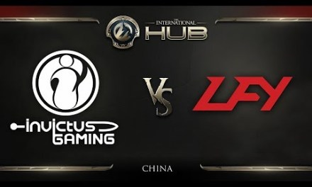 Invictus Gaming vs LGD.Forever Young Game 1 – TI8 China Regional Qualifiers: Losers' Finals