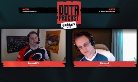 Dota Procast with BreakyCPK & Elevated #3