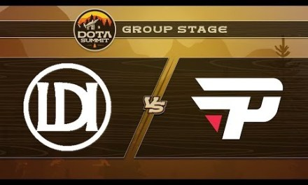 Let's Do It vs paiN Game 2 – DOTA Summit 9: Group Stage