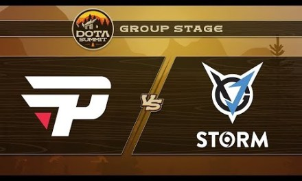 paiN vs VGJ.Storm Game 1 – DOTA Summit 9: Group Stage