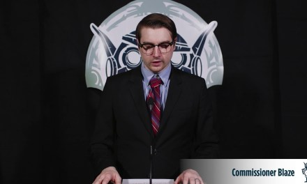 Bot TI 2018 – Commissioner Blaze July 7th Press Conference