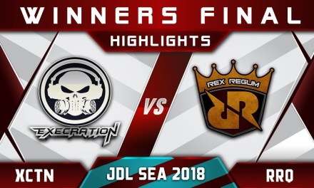 Execration vs RRQ Winners Final joinDOTA League SEA 2018 Highlights Dota 2