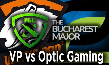Virtus Pro vs Optic Gaming Game 1, PGL Bucharest Major 2018
