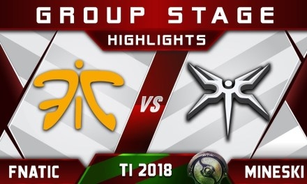 Fnatic vs Mineski [EPIC] TI8 The International 2018 Highlights Dota 2