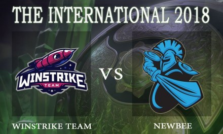 Newbee vs Winstrike BO1 – The International 2018, Lower Bracket Round 1 – Dota 2