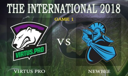 Virtus Pro vs Newbee game 1 – The International 2018, Group B Day 3 – Dota 2