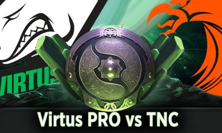 The International 2018, TNC VS VIRTUS PRO Game 1, Group Stage Day 2