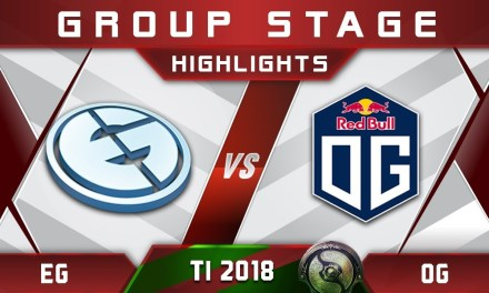 EG vs OG TI8 The International 2018 Highlights Dota 2