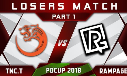 TNC.Tigers vs Rampage [EPIC] PDCup SEA 2018 Highlights Dota 2