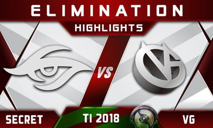Secret vs VG TI8 [EPIC TOP 8] The International 2018 Highlights Dota 2
