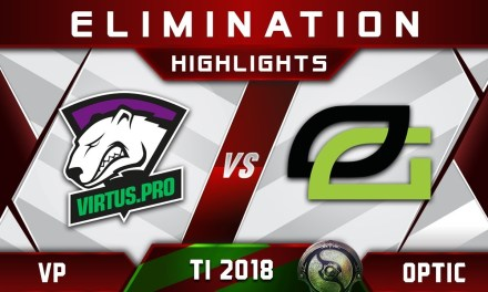 VP vs OpTic TI8 [TOP 6] The International 2018 Highlights Dota 2