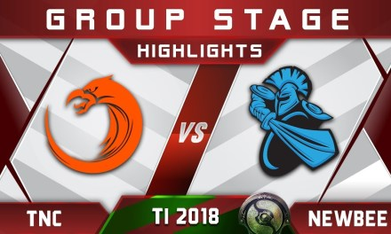 TNC vs Newbee TI8 The International 2018 Highlights Dota 2