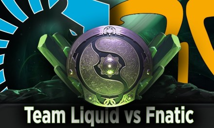 The International 2018 , Team Liquid vs Fnatic Game 1, Group Stage