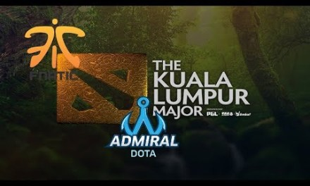 Fnatic vs Admiral | KL Major Southeast Asia Qualifier Semifinals Bo3