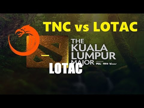 [Game 3] TNC vs Lotac | Kuala Lumpur Major Southeast Asia Qualifier Lower Finals Bo3