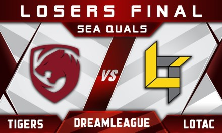 Tigers vs Lotac [GREAT GAME] DreamLeague 10 Minor SEA Highlights Dota 2