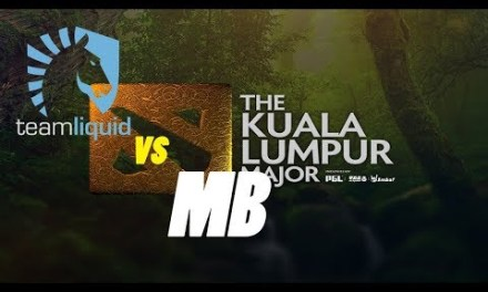 [1440p] Liquid vs MB | Kuala Lumpur Major Europe Qualifier Opening Matches Bo3