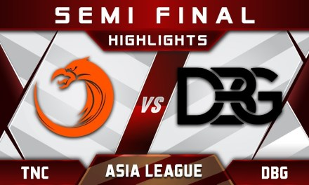 TNC vs DBG [GREAT GAME] Asia Pro League APL 2018 Highlights Dota 2