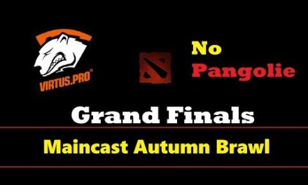 VP vs NoPangolier | Maincast Autumn Brawl Finals Bo5