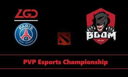 PSG.LGD vs BOOM ID | PVP Esports Championship | Playoff Group Stage Bo1