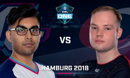 Dota 2 – Forward vs. compLexity – Group B – Game 1 – Day 1 – ESL One Hamburg 2018