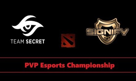 Secret vs Signify | PVP Esports Championship | Playoff Group Stage Bo1