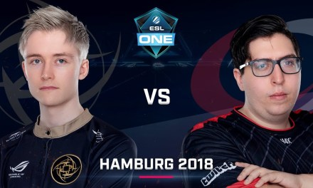 Dota 2 – NiP vs. compLexity – Group B – Game 2 – Day 3 – ESL One Hamburg 2018