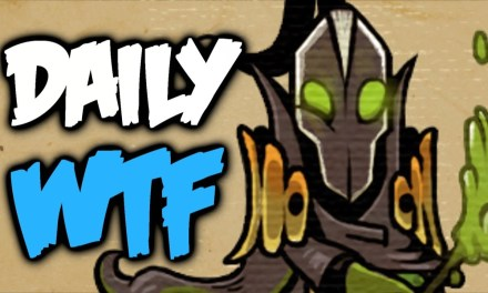 Dota 2 Daily WTF – Who cares about the title