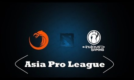 TnC vs IG | Asia Pro League Playoffs Upper Bracket Finals Bo3
