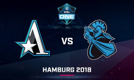 Dota 2 – Newbee vs Aster – Game 2 – Day 2 – CN Qualifier ESL One Hamburg 2018