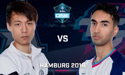 Dota 2 – Aster vs. Forward – Group B – Game 2 – Day 3 – ESL One Hamburg 2018