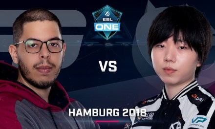 Dota 2 – ViCi vs. paiN – Group A – Game 2 – Day 1 – ESL One Hamburg 2018