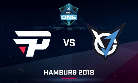 Dota 2 – JStorm vs paiN X – Game 1 – Day 2 – NA Qualifier ESL One Hamburg 2018