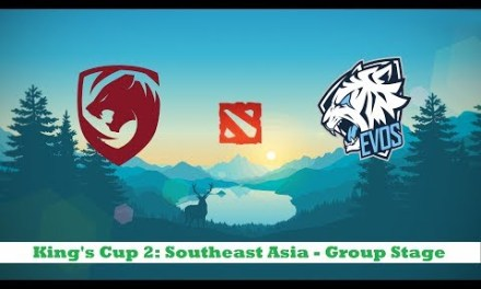Tigers vs EVOS | King's Cup 2: Southeast Asia – Group Stage Day 6 Bo2