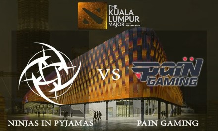 NiP vs paiN game 2 – Group A Opening Matches, The Kuala Lumpur Major – Dota 2