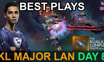 Kuala Lumpur Major BEST PLAYS DAY 8 Highlights Dota 2 by Time 2 Dota #dota2 #KLMajor