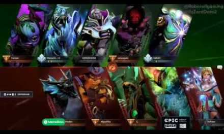 Team Empire Faith vs TPB game 1 – Quarter-finals, MegaFon Champions League Season 1 – Dota 2