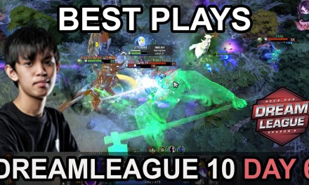 DreamLeague S10 BEST PLAYS Day 6 Highlights Dota 2 by Time 2 Dota #dota2 #dl10